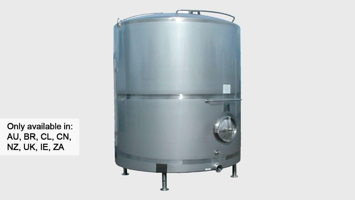 Tanques refrigeradores iStore: opciones vertical/horizontal