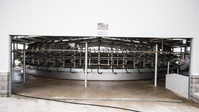 Plataforma de sala rotativa iFLOW